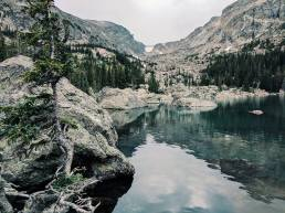 Emma's Photo of Lake Haiyaha